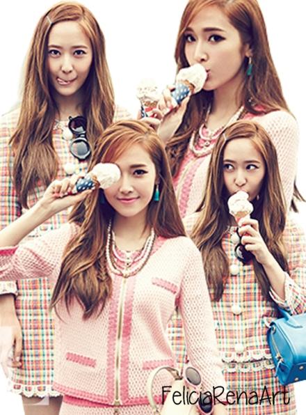 Jessica & Krystal 1st Look